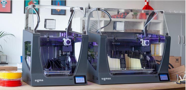 3d-drucker bcn3d sigma sigmax release2019 3d printer