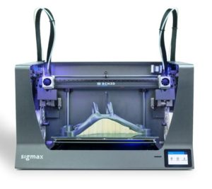 3d-drucker bcn3d sigmax release2019 3d-printer