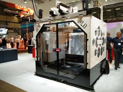 3d-drucker blb industries the box 3d printer