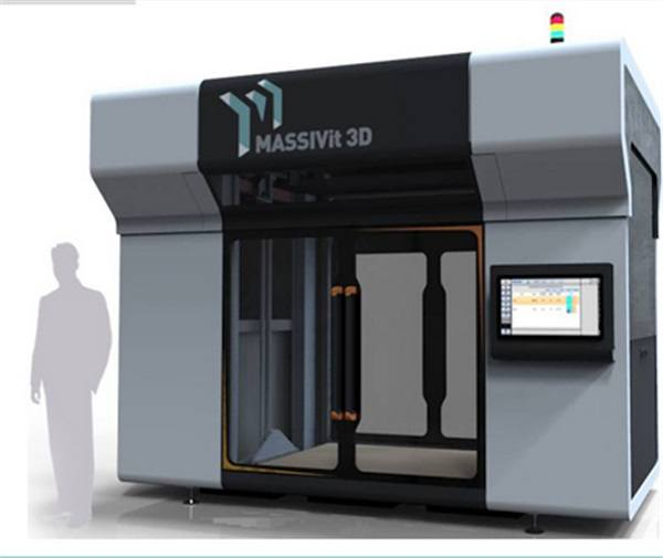 3d-drucker massivit 3d 1800 3d printer
