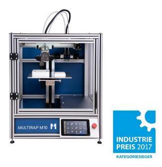 multec multirap m 10 3d-drucker 3d printer