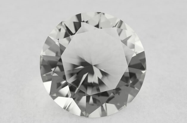 3d-modell diamant 3d model diamond