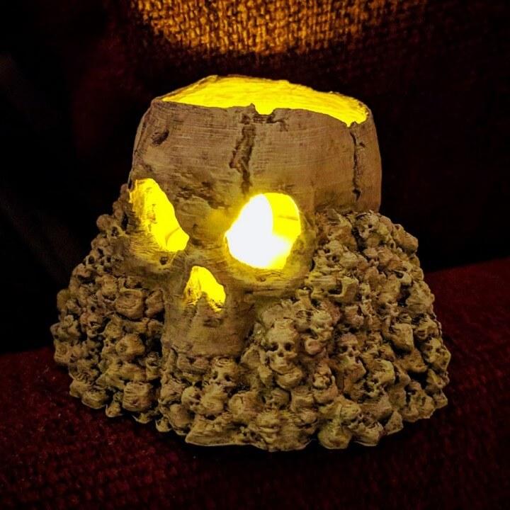 3d-modell schädel 3d model skull
