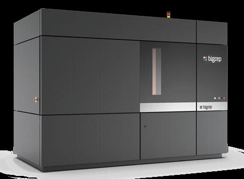 3d-drucker big rep edge 3d printer