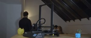 3d-drucker biqu thunder 3d printer