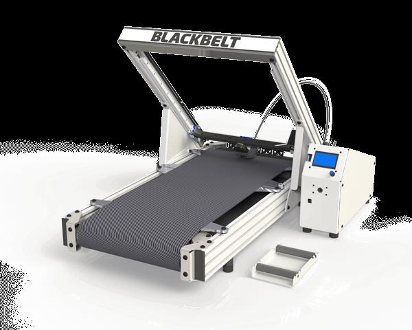 3d-drucker blackbelt 3d printer