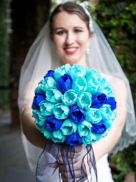 Maker Braut Druckt Sich Ihre Hochzeits Accessoires Inklusive