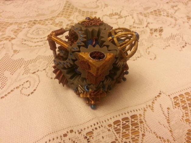 3d-modell-zauberwürfel-3d-model-rubriks-cube